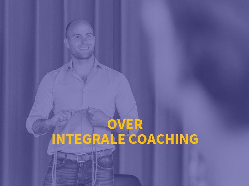 VERNIEUWD: Integrale Coaching