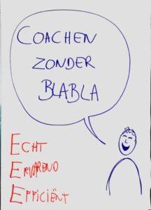 Over Coachen zonder Blabla