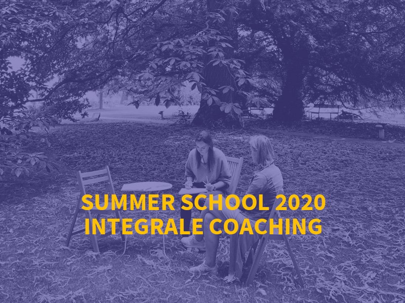 Integrale coaching brochure